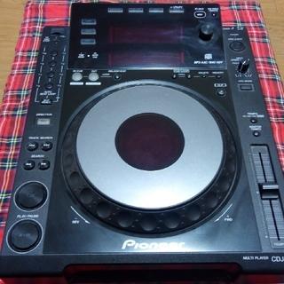 【Pioneer CDJ 900】パイオニアcdj 900 自宅使用のみ(CDJ)