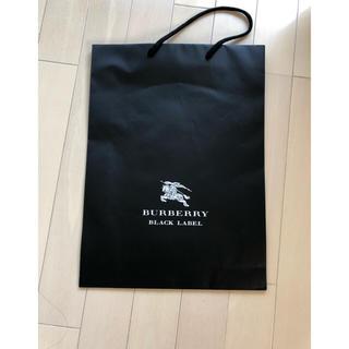 バーバリーブラックレーベル(BURBERRY BLACK LABEL)のバーバリーブラックレーベル★ショップ袋(ショップ袋)