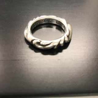 クロムハーツ(Chrome Hearts)のクロムハーツ スクロールリング(リング(指輪))