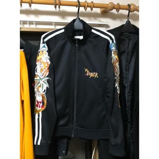 ファセッタズム(FACETASM)の菅田将暉着用 ダブレット  doublet 刺繍 トラックジャケット(ジャージ)