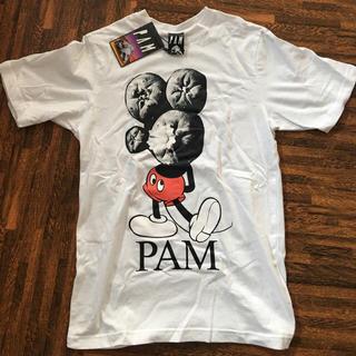 パム(P.A.M.)のP.A.M. パム ミッキーTシャツ(Tシャツ/カットソー(半袖/袖なし))