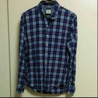 ハーヴァード(HARVARD)のHARVARD  メンズ チェックシャツ(シャツ)