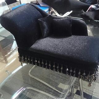 ボークス(VOLKS)のSD スーパードルフィー 人形 ドール ソファ チェア 椅子 VOLKS(人形)