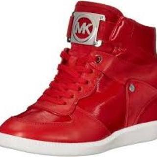 マイケルコース(Michael Kors)のMICHAEL KORS Nikko High Top スニーカー 靴(スニーカー)