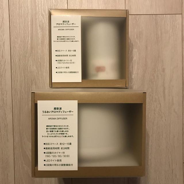 Amazon.co.jp: 【無印良品】 超音波うるおいアロマディフューザー HAD-001-JPW: ドラッグストア