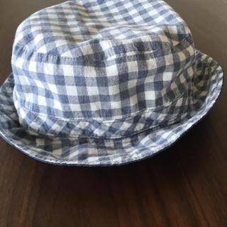 ムジルシリョウヒン(MUJI (無印良品))の無印 ベビーハット(帽子)