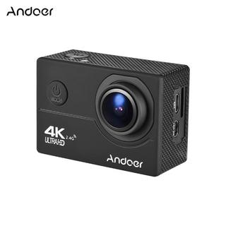 Andoer 4K超高画質アクションカメラ 40m防水 170度広角レンズ(コンパクトデジタルカメラ)