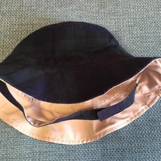 ムジルシリョウヒン(MUJI (無印良品))の(りーちゃん様)キッズ 帽子 (帽子)