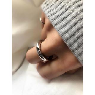 シルバーリング 11号あたり、silver ring import(リング(指輪))