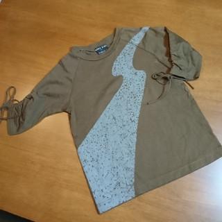 ハッカキッズ(hakka kids)のお値下げハッカ五分袖Tシャツ(Tシャツ/カットソー)
