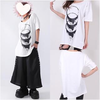 ファンキーフルーツ(FUNKY FRUIT)の【Drug】メルトリングプリントTシャツ(Tシャツ(半袖/袖なし))