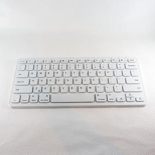 Anker Bluetooth USB充電式コンパクトキーボード(PC周辺機器)