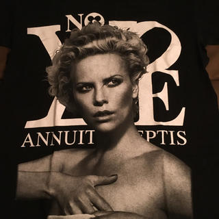 ディスイズイット(DISSIZIT)の激レア DISSIZIT Charlize Theron Tee(Tシャツ/カットソー(半袖/袖なし))