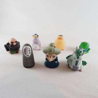 ジブリ(ジブリ)の千と千尋の神隠し キャラクター指人形(ぬいぐるみ/人形)
