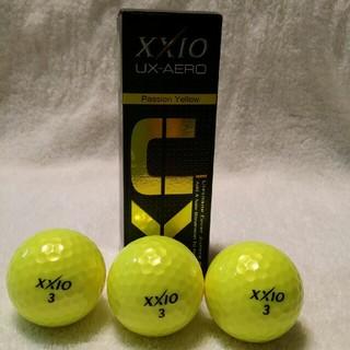 ダンロップ(DUNLOP)のカズーン様専用   DUNLOP ゼクシオ UX-AERO ゴルフボール 6個(その他)
