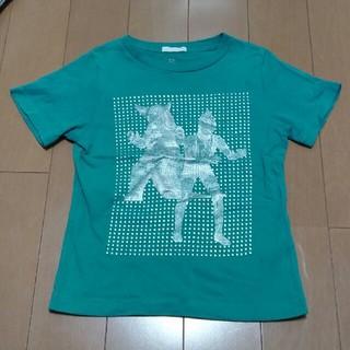 ジーユー(GU)のGU BOYS ウルトラマン半袖Tシャツ110(Tシャツ/カットソー)