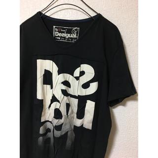 デシグアル(DESIGUAL)の古着 desigual デシグアル Tシャツ(Tシャツ/カットソー(半袖/袖なし))