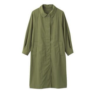 ジーユー(GU)のジーユー GU 今季 ステンカラーロングコート XLサイズ 新品(ロングコート)