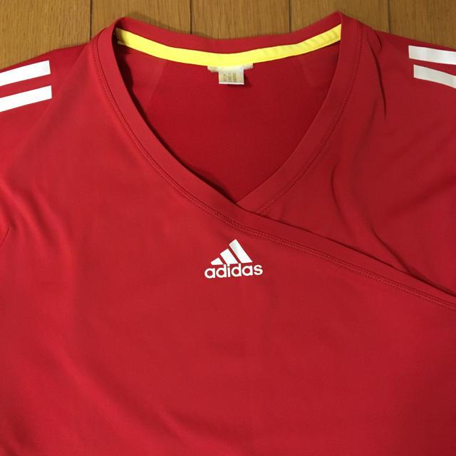 adidas(アディダス)のアディダス テニスウェア サイズM スポーツ/アウトドアのテニス(ウェア)の商品写真