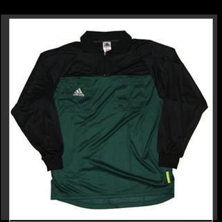 アディダス(adidas)の【新品タグ付】アディダス レフリーシャツ 長袖(ウェア)