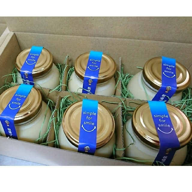 FURAHA様専用  3プリン(6個入) 食品/飲料/酒の食品(菓子/デザート)の商品写真