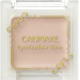 キャンメイク(CANMAKE)のキャンメイクアイシャドウベースPP ピンクパール2g(化粧下地)