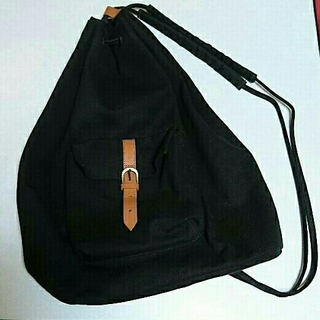 ムジルシリョウヒン(MUJI (無印良品))の無印 ショルダーバッグ(ショルダーバッグ)