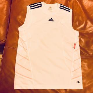 アディダス(adidas)のadidas トレーニングウエア トップス(Tシャツ/カットソー(半袖/袖なし))
