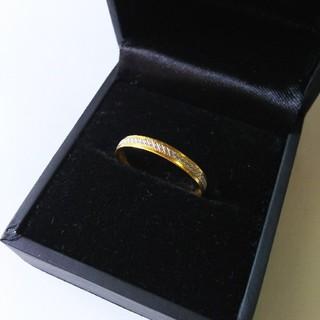 K18&プラチナ  デザインリング(リング(指輪))