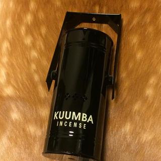 クンバ(KUUMBA)のKUUMBA お香立て incense burner(お香/香炉)