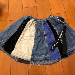 ゴートゥーハリウッド(GO TO HOLLYWOOD)の専用!ゴートゥハリウッド スカート 110(スカート)
