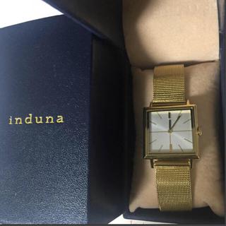 アッシュペーフランス(H.P.FRANCE)の♯14 marché H.P FRANCE¥ 32,400 indunaゴールド(腕時計)