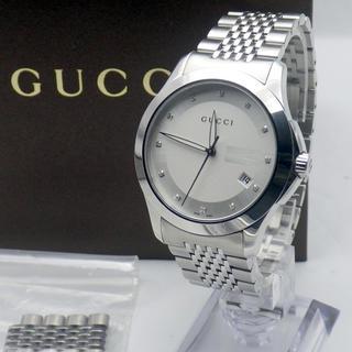 グッチ 腕時計 YA126481_8 Gタイムレス メンズ GUCCI