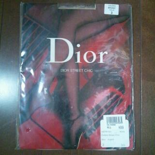 ディオール(Dior)の値下げ!Dior ストッキング 新品(タイツ/ストッキング)