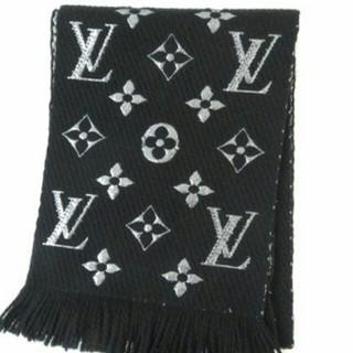 ルイヴィトン(LOUIS VUITTON)の国内正規品 ルイヴィトン マフラー ニット Supreme シャツ (マフラー)