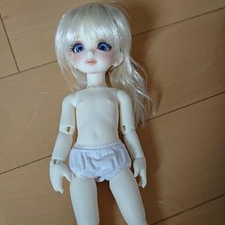 ボークス(VOLKS)の幼SDひなたホワイト里限定品(人形)