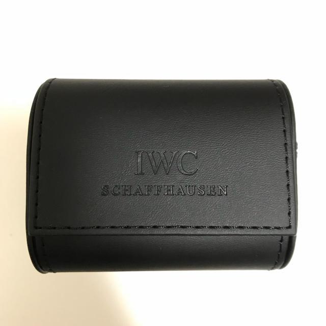 IWC - 未使用 非売品 IWC 時計ケースの通販