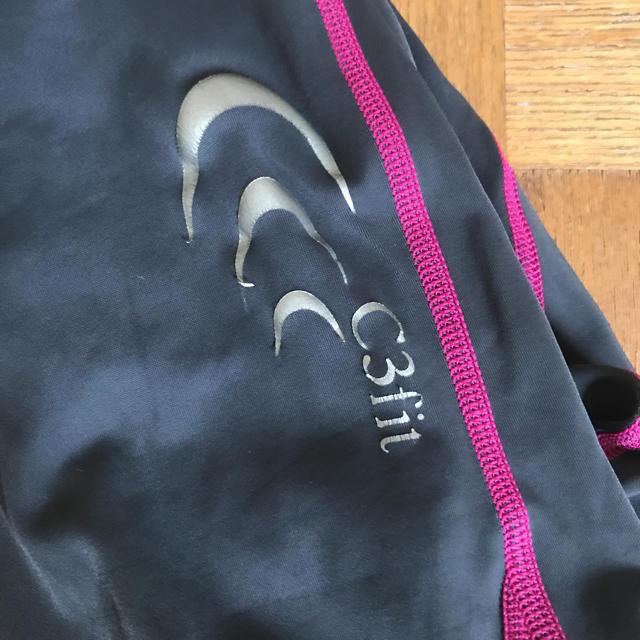 C3fit(シースリーフィット)のC3fit ランニングタイツ スポーツ/アウトドアのランニング(ウェア)の商品写真