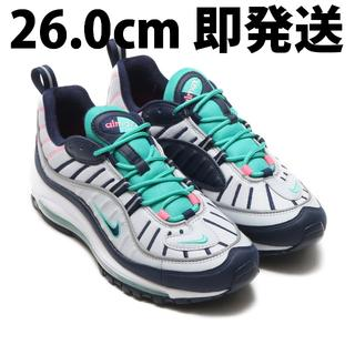 "ナイキ(NIKE)の【26.0cm】NIKE AIR MAX 98 ""TIDAL WAVE""(スニーカー)"