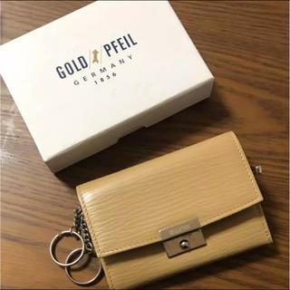 ゴールドファイル(GOLD PFEIL)のGOLDPFEIL コインケース(コインケース)