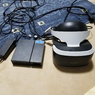 プレイステーションヴィーアール(PlayStation VR)のPSVR 初期型(家庭用ゲーム機本体)