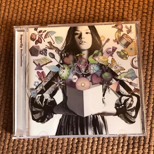 Box Emotions』Superfly CD アル...