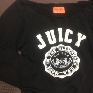 ジューシークチュール(Juicy Couture)のJUICY COUTURE トレーナー(トレーナー/スウェット)