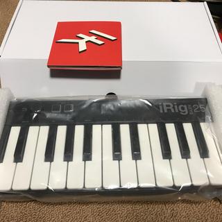 iRig Keys25 USB 未使用品(MIDIコントローラー)