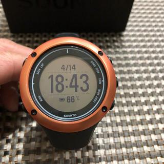 スント(SUUNTO)のSUUNTO AMBIT2 S(腕時計(デジタル))