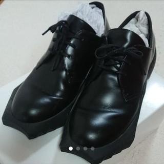 アンダーカバー(UNDERCOVER)のundercover 変形 ソール 革靴(ドレス/ビジネス)