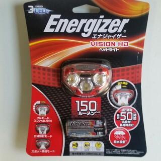 エナジャイザー(Energizer)の新品 未使用 防水 エナジャイザー 3LED ヘッドライト(ライト/ランタン)