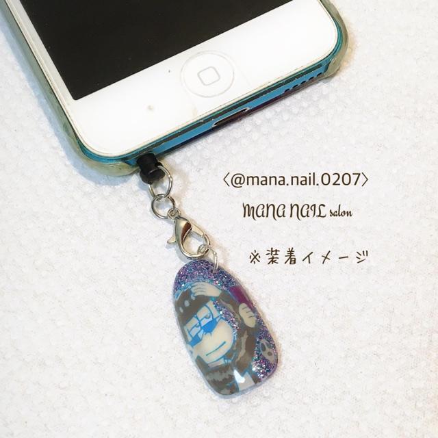 ⭐️イヤホンジャックオーダー⭐️ スマホ/家電/カメラのスマホアクセサリー(ストラップ/イヤホンジャック)の商品写真
