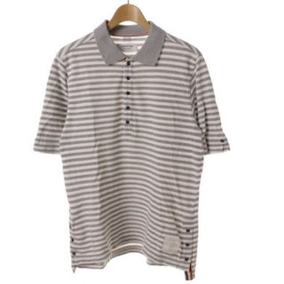 トムブラウン ポロシャツ(ポロシャツ)