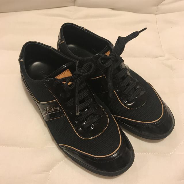 最終値下げ ルイヴィトン ドレスシューズ スニーカー 37 シューズ 靴